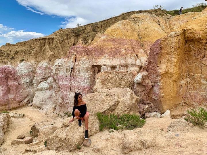 colorado: indian paintmines