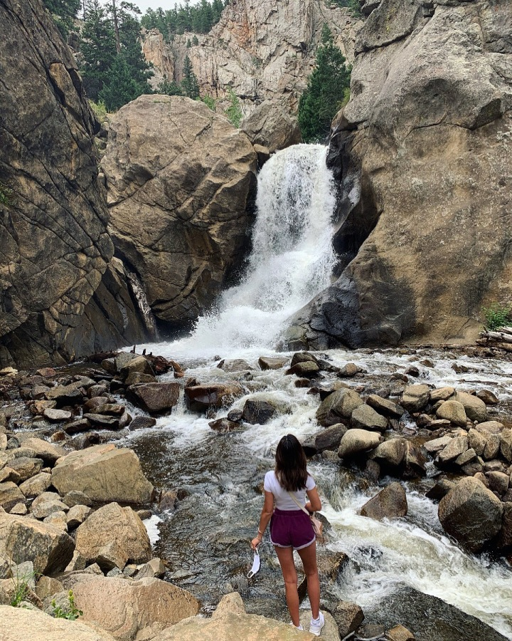 Day Trip: Boulder Falls and Eldora Mountain