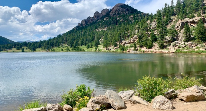 colorado: day trip to estes park