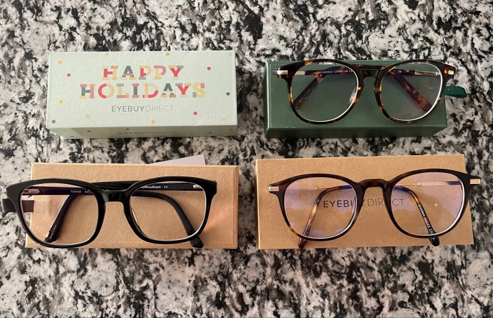 Four Eyes: Eye Buy Direct